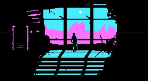 The Eternal Castle: REMASTERED – remaster neexistující CGA hry