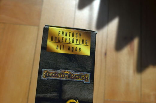 Krabice: Forgotten Realms: The Archives – Collection One (Eye of the Beholder)