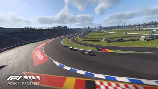 F1 2018 zdarma na Humble Store (Steam)
