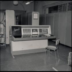 Výstava Česká stopa v historii výpočetní techniky v NTM