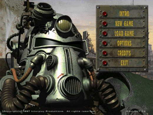 Fallout 1, část první – ven z podzemí