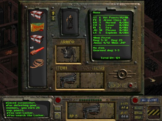 Fallout 1, část druhá – Vault 15