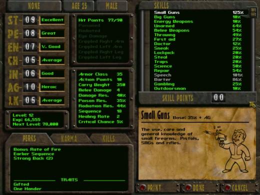 Fallout 1, část desátá – Boneyard