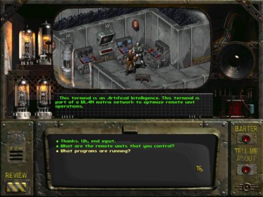 Fallout 1, část devátá – Mariposa Base