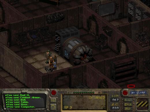 Fallout 1, část sedmá – The Glow