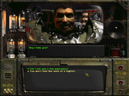 Fallout 1, část osmá – Brotherhood of Steel