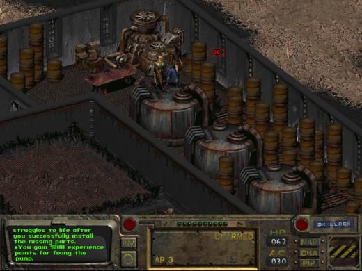 Fallout 1, část šestá – Necropolis