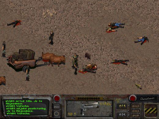 Dohráno: Fallout 1.5 Resurrection