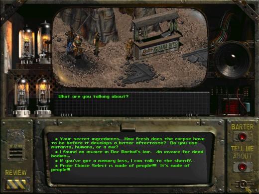 Fallout 1, část čtvrtá – Hub