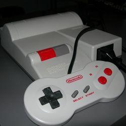Nintedo NES aka Famicom