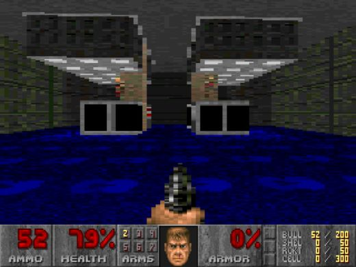 FastDoom, svižný Doom pro vaše 386ky