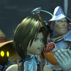 Final Fantasy 9 - recenze, retro pohled
