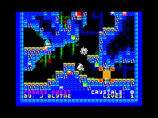 Foggy's Quest to Narg and Back Again, novinka pro ZX Spectrum