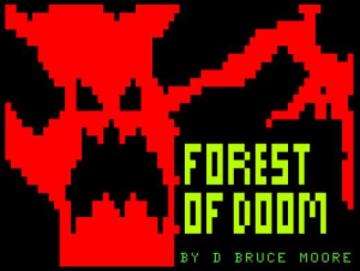 Dohrajte hru Forest of Doom pro TRS-80 a vyhrajte hrníček
