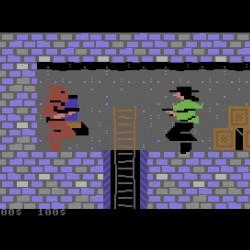 Fort Django, novinka pro Commodore 64