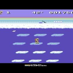 Frostbite, novinka pro Commodore 64