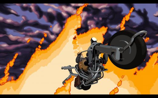 Full Throttle Remastered téměř zdarma na Humble Bundle