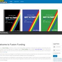 Fusion Funding, nový crowdfunding portál zaměřený na retroherní publikace