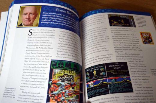 The history of Ocean Software, PDF ke stažení zdarma na Fusion Retro Books
