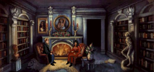 Dohráno – Gabriel Knight: Sins of the Fathers