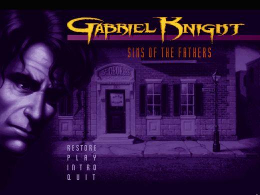 Zahrajem (hra měsíce): Gabriel Knight: Sins of the Fathers