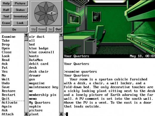 Retro remake klasické adventury Gateway od Legendu