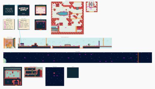 GB Studio, vytvořte vlastní hru pro Game Boy