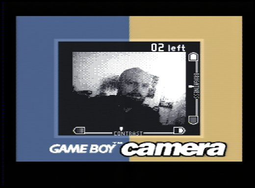SNES + Game Boy Camera = webkamera (2018)