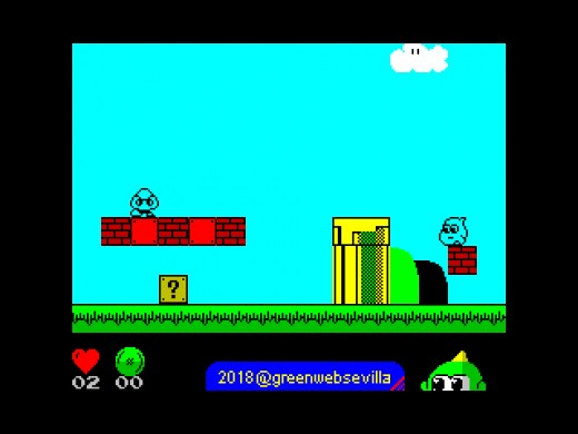 Gimmick! Yumetaro Odyssey, plagiátorská hopsačka pro ZX Spectrum
