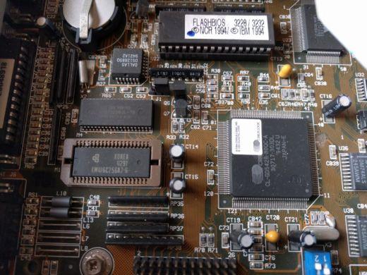 Nově ve sbírce: AT&T Globalyst 510 (486DX2/66MHz)