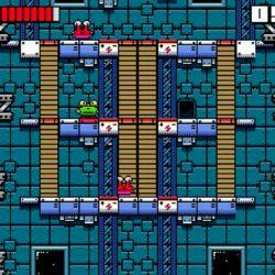 GLUF, logická hopsací novinka pro SEGA Mega Drive