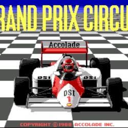 Výzva - Grand Prix Circuit + Circuit de Monaco