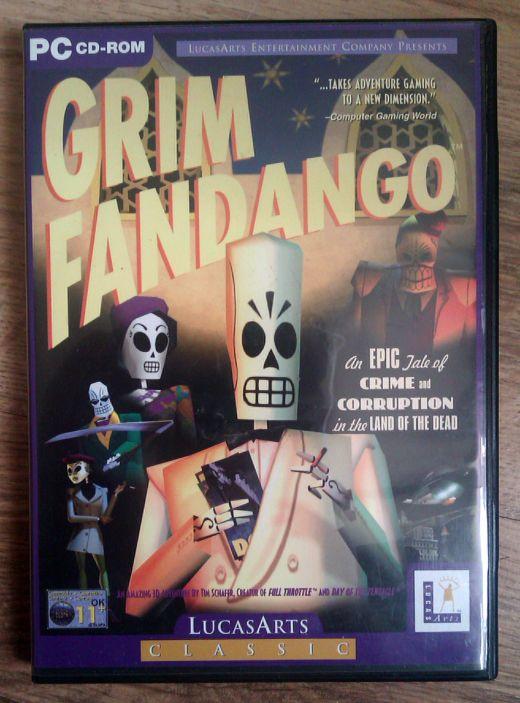 ResidualVM: zahrajte si Grim Fandango skrz moderní interpreter