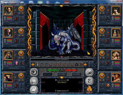 Dungeon Grimoire: Heralds of the Winged Exemplar – 20 let ve vývoji a již téměř na dosah