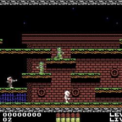 Guns 'n' Ghosts, novinka pro Commodore 64