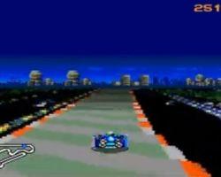 Ano, i SEGA Mega Drive zvládne SNESový Mode 7
