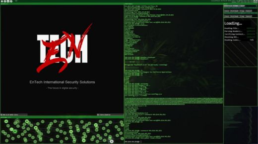 Hacknet Deluxe, simulátor hackingu zdarma na Humble Store