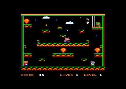 Heroes Rescue, novinka pro Amstrad CPC464