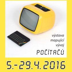 Výstava historických počítačů v Českých Budějovicích