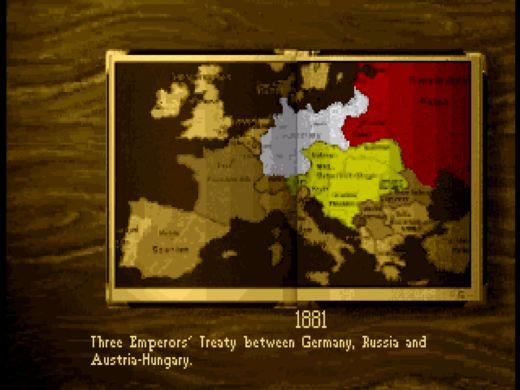 Historyline 1914-1918, první světová v enginu Battle Isle