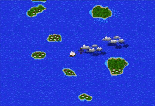 hlavni mapa