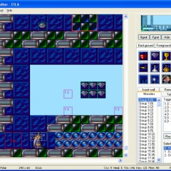 Hocus Pocus Level Editor, nový editor úrovní pro starou DOSovku
