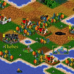 Pohleďte na nečisté spojení Civilization 2 a HoM&M 2