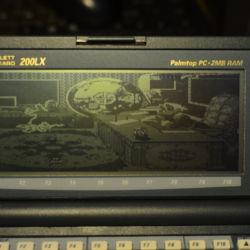 HP 200LX, opravdový počítač do kapsy