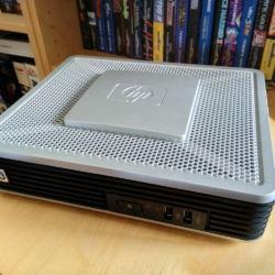 Tenký klient HP T5720, herní PC roku 1999!
