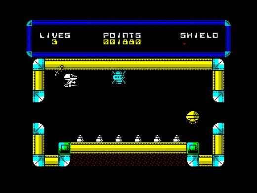 Hyperkill: 44 místností výbušné akce! (ZX Spectrum)