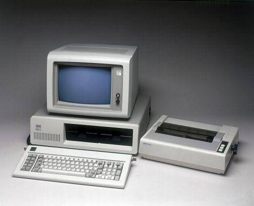 IBM PC: úplná historie