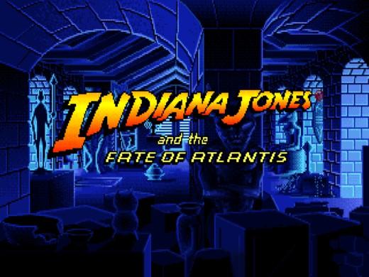 Hráli jste: Indiana Jones and the Fate of Atlantis?