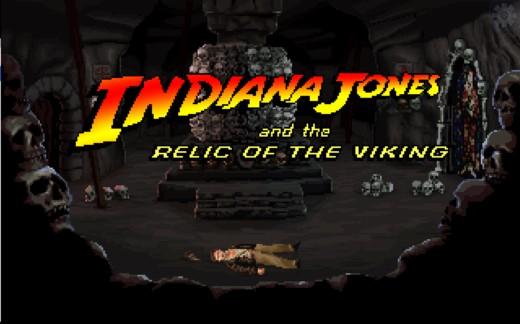 Zahrajte si mini-adventuru Indiana Jones and the Relic of the Viking