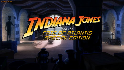 Indiana Jones and the Fate of Atlantis SE – nové demo!